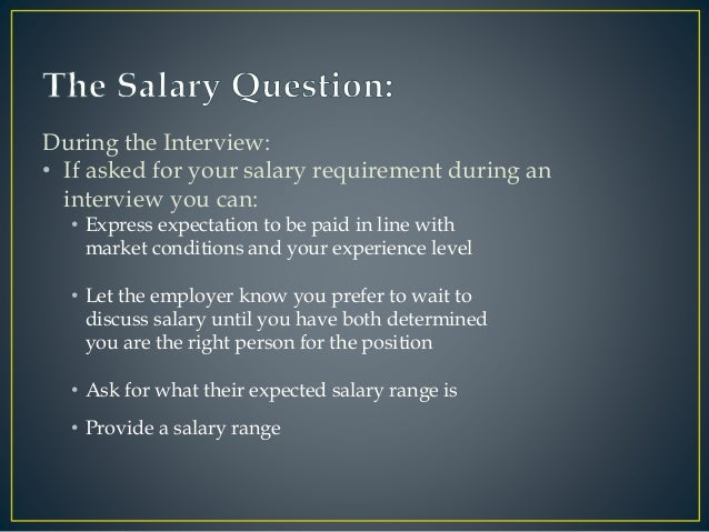how to negotiate salary in an interview