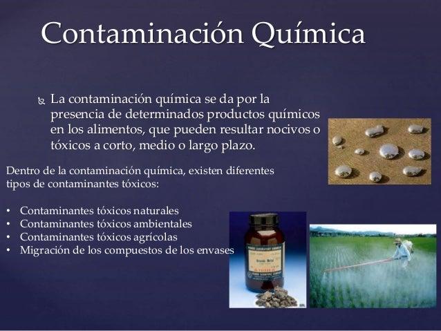 Contaminaci n en los alimentos - Fuentes de contaminacion de los alimentos ...
