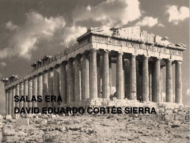 SALAS ERA<br />DAVID EDUARDO CORTÉS SIERRA<br />