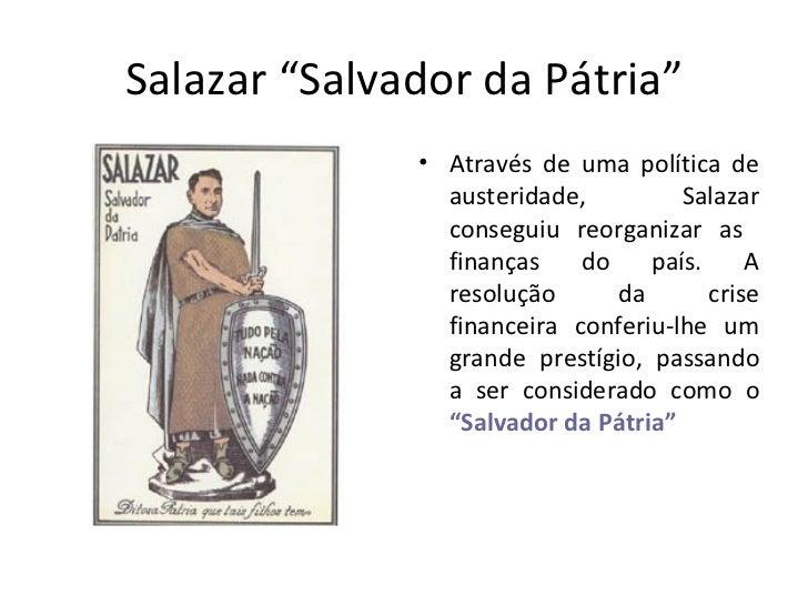 Salazar e o Estado Novo Slide 3