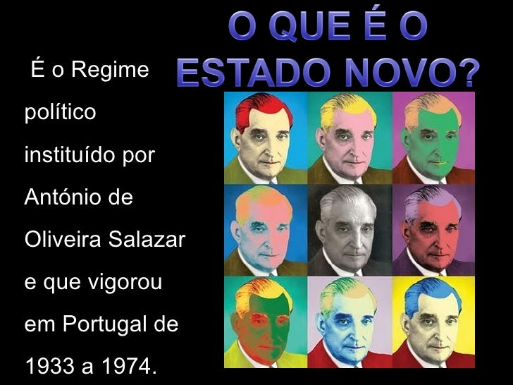 Salazarismo Slide 2