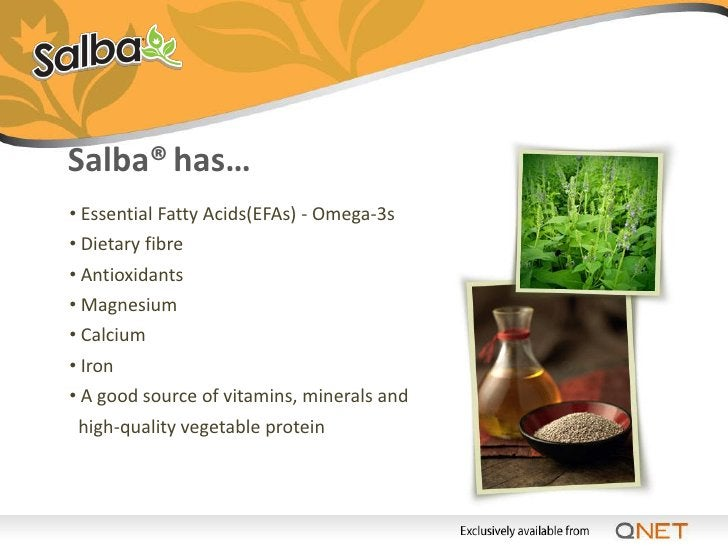 Essential Fatty Acids (EFAs) • Necessary fats that the human body  cannot manufacture   • Needed to manufacture and repair...