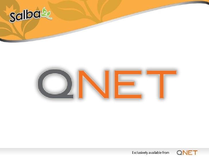 Salba Presentation  QNet