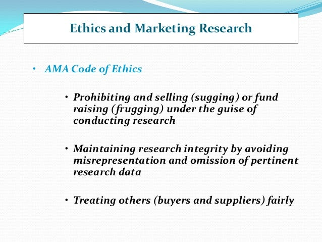 Cost and Benefits of Market Research