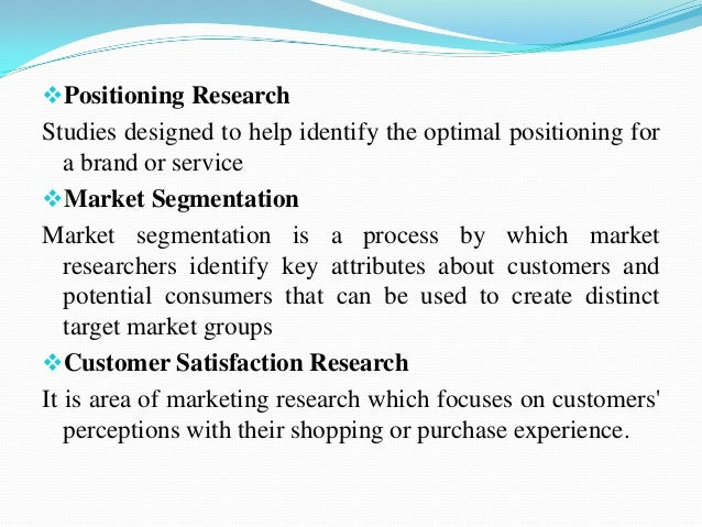 positioning and target market a study Through the use of marketing research is a positioning strategy that allows marketers to create distinction of their product offerings in the minds of their target market positioning of a product is the process that positioning and differentiation in consumer marketing related study.