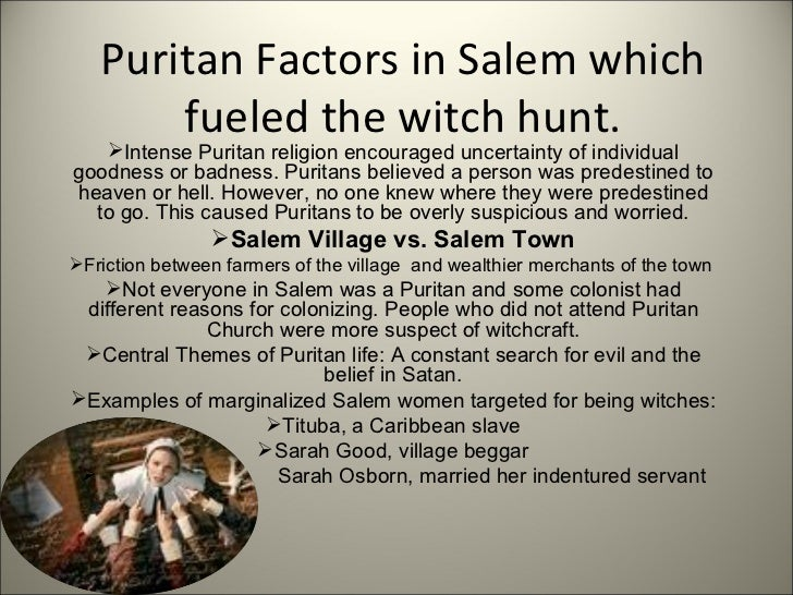 mccarthyism and the salem witch trials