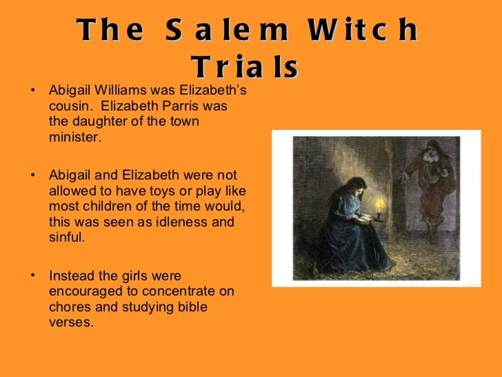 salem witch trial essay paper
