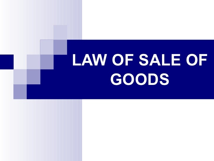 law on sales Additionally, states may or may not explicitly apply their laws to online sales below are summaries of state laws governing refunds of retail sales items: alabama: there's no right to cancel contracts or purchase agreements.