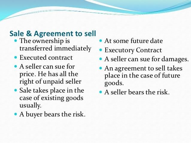 sales goods act 1930 pdf