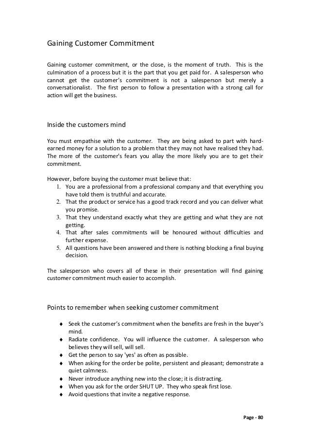 Sales Negotiating-for-entrepreneurs