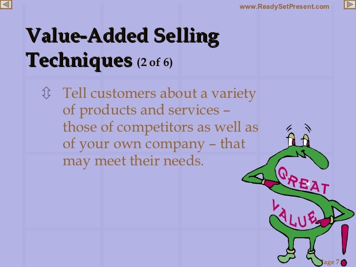 <ul><li>Tell customers about a variety of products and services –those of competitors as well as of your own company – tha...