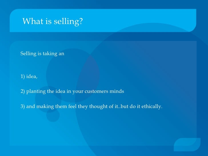 Sales   The New Need Of Life Slide 3