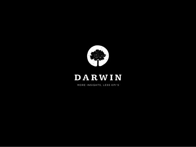 Darwin gives senior marketeersthe possibility to compareall online communicationin order to optimizetheir mediamix.