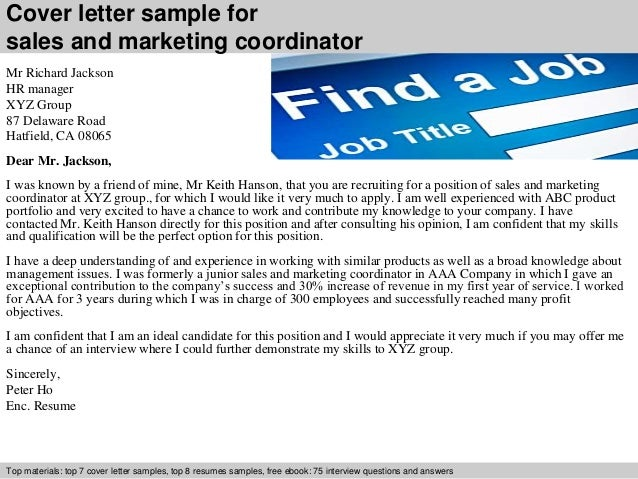 Some Advice on Writing a Technical Report sample cover letter for ...