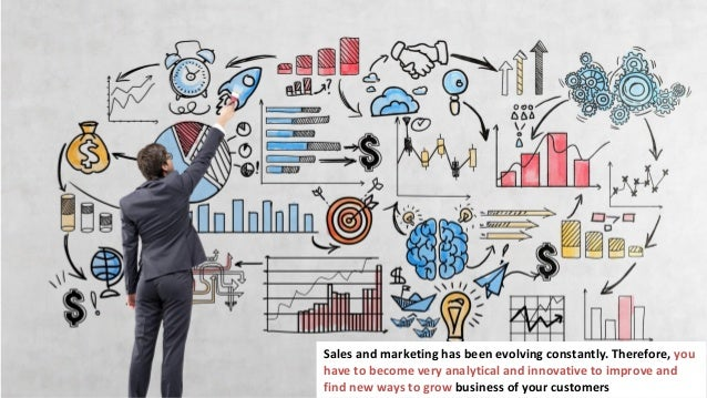 Sales Analysis for Management Consultants and Business Analysts Slide 2