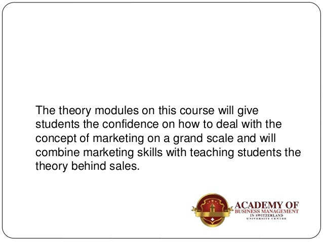 The theory that students will learn over a period of 12 months should be applied to hands on experience in a controlled en...