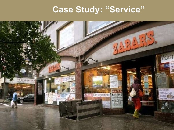 "Case Study: ""Service"""