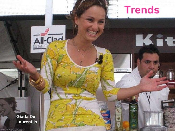 Trends Giada De Laurentiis