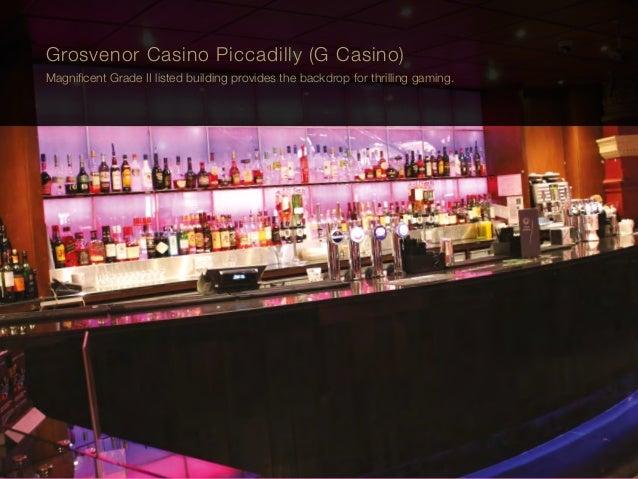 Grosvenor casino regent road