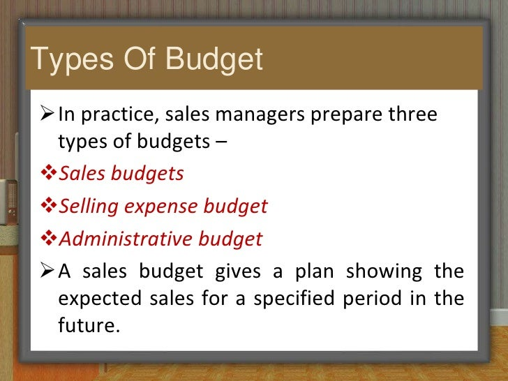 budget control mechanism Budgetary control is part of overall organisation control and is concerned primarily with the control of as a more integrative control mechanism for.