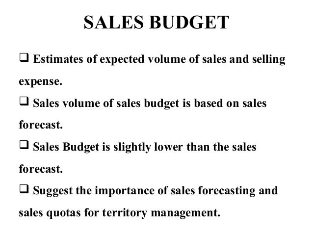 sales budgeting Sales budget (cost of slaes - volume of sales )with solved problem :- by kauserwise - duration: 10:32 kauser wise 38,784 views 10:32 budget 2.