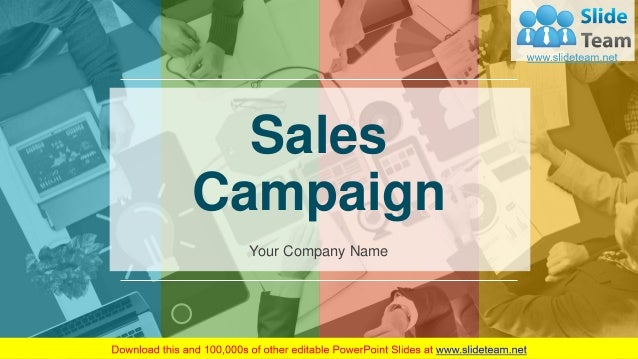 Sales Campaign Your Company Name