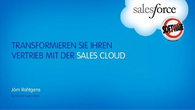 Salesforce.com Plattform - Maßgeschneiderte Geschäftsanwendungen