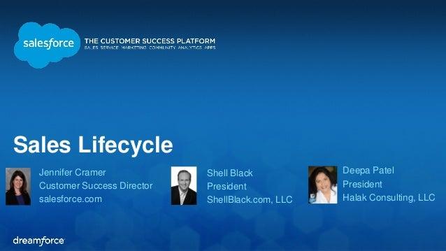sales lifecycle at dreamforce 2014
