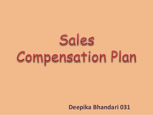 case 3 3 biomed co ltd designing a new sales compensation plan Sales strategy 2013 success • an operating plan for a company's sales territory design, quota setting & compensation planning.