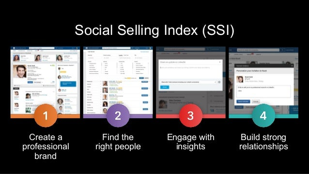 1000 20 40 60 80 Social Selling Index (SSI) 28. 22015 12. 22012