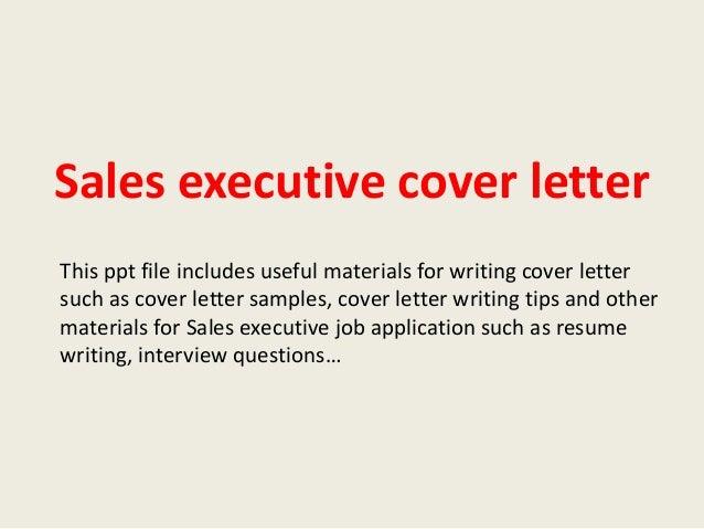 Sales Job Cover Letter from image.slidesharecdn.com
