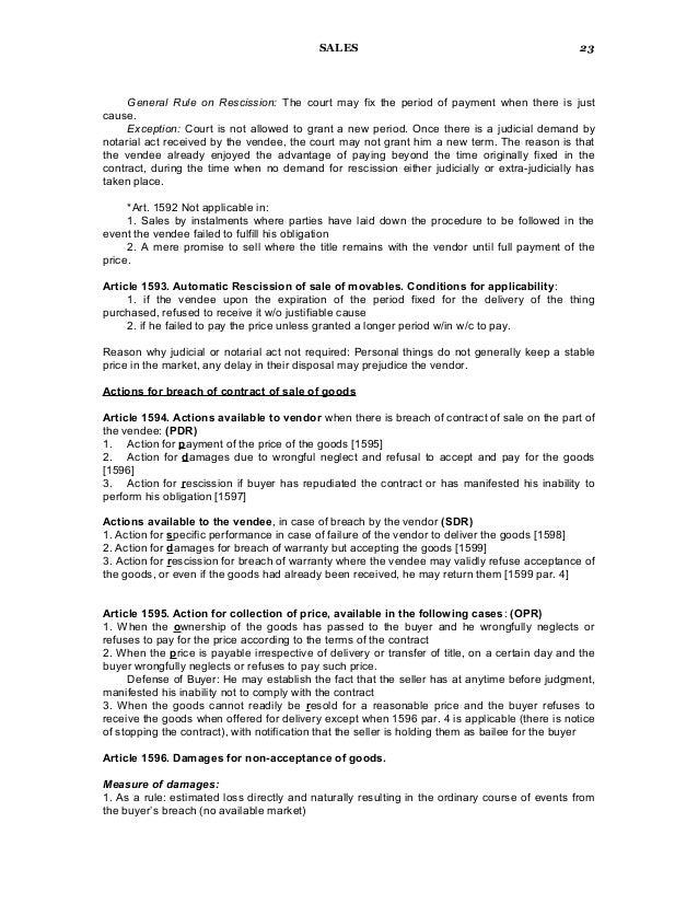 Letter Of Rescission Of Contract Mersnoforum