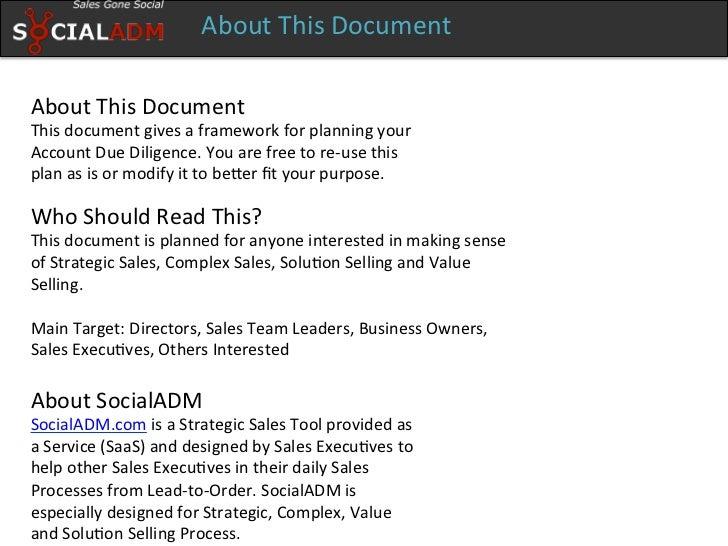Sales Due Diligence Whitepaper Slide 2