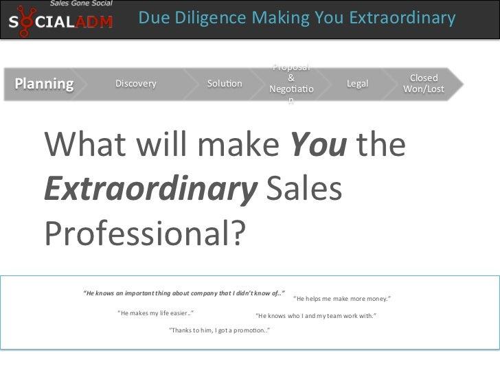 Sales Due Diligence Whitepaper Slide 3