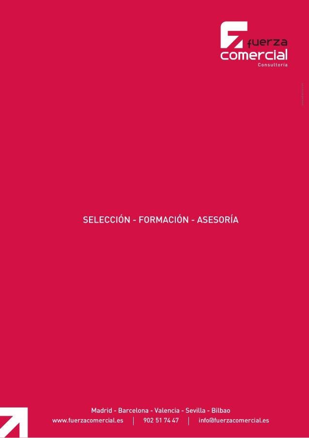 Sales folder fuerza comercial 2011
