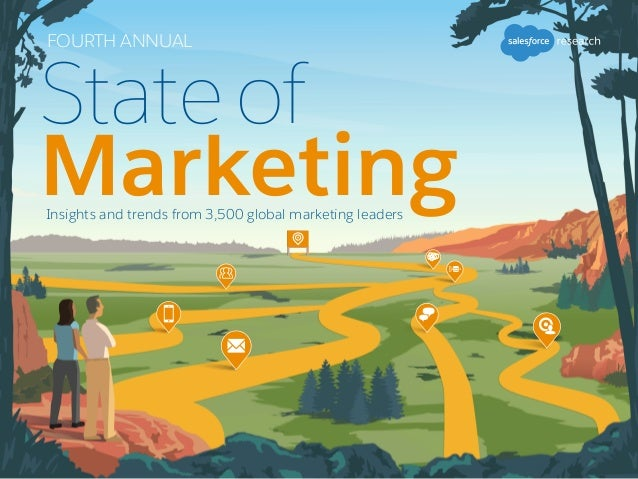 FOURTH ANNUAL Stateof MarketingInsights and trends from 3,500 global marketing leaders