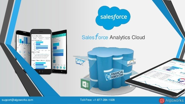 Salesforce Wave: The new Salesforce Analytics Platform Launched at Dr…