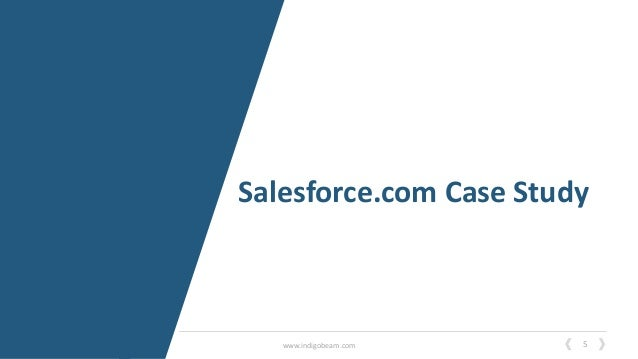 case study on japan sales force The sales force needed a best-in-class sales force automation (sfa) and marketing system that would enable implementation of a new global sales and marketing process and also provide regional language flavors.