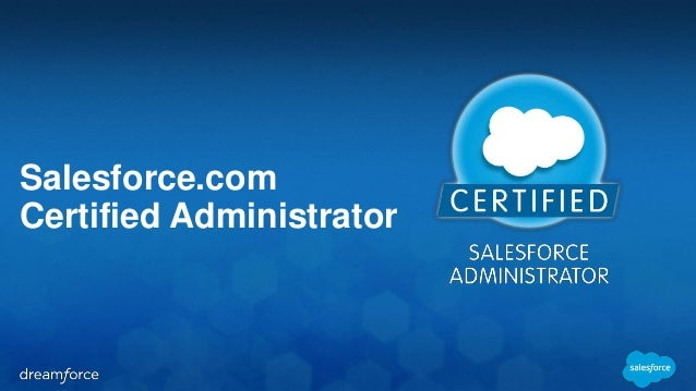 Salesforce certification a developer journey