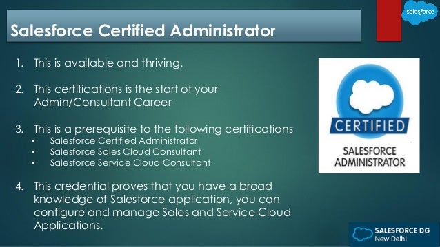 Salesforce Certifications:Explained