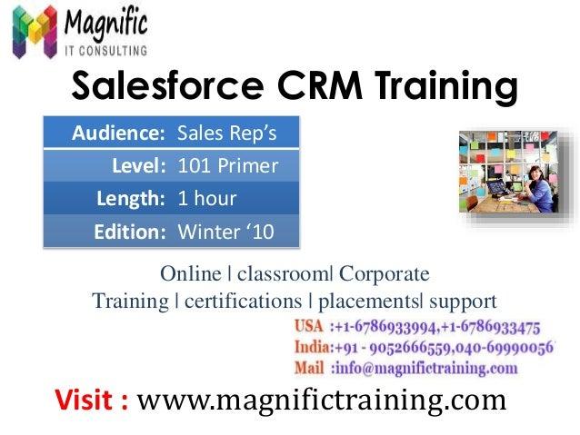 Salesforce course online / Pack and play napper