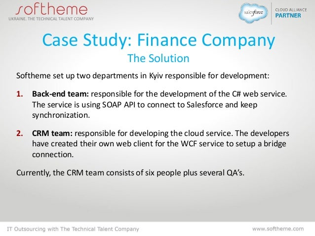 Salesforce Development and Integration Services for Your