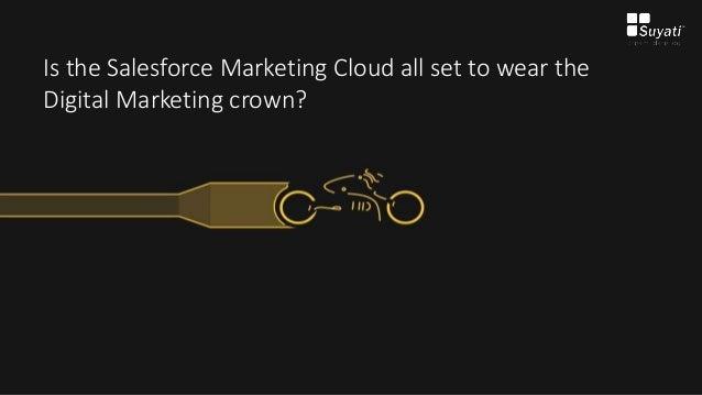 Is Salesforce Marketing Cloud set to wear the Digital ...