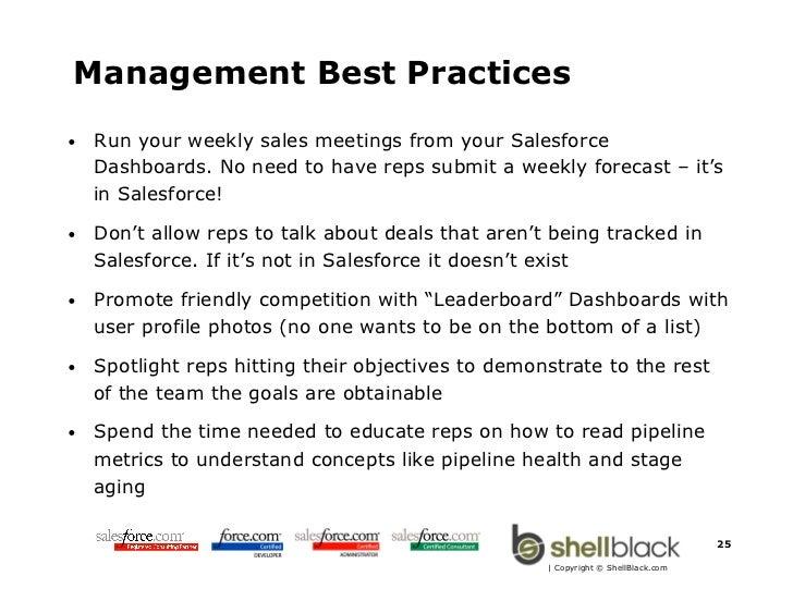 weekly sales meeting agenda