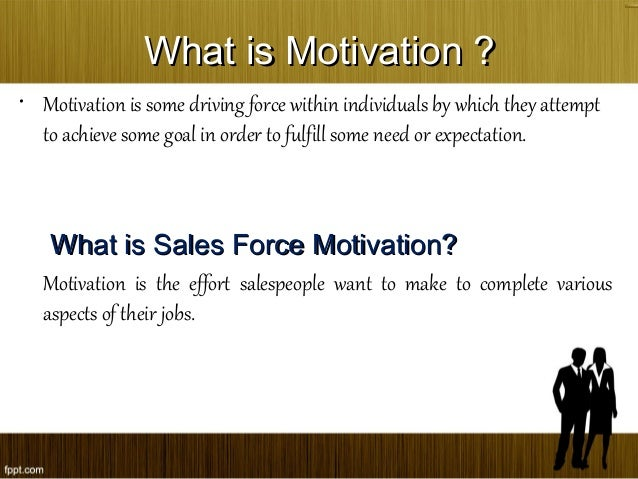 Sales force motivation Designing Territories and Allocating Sales Eff…