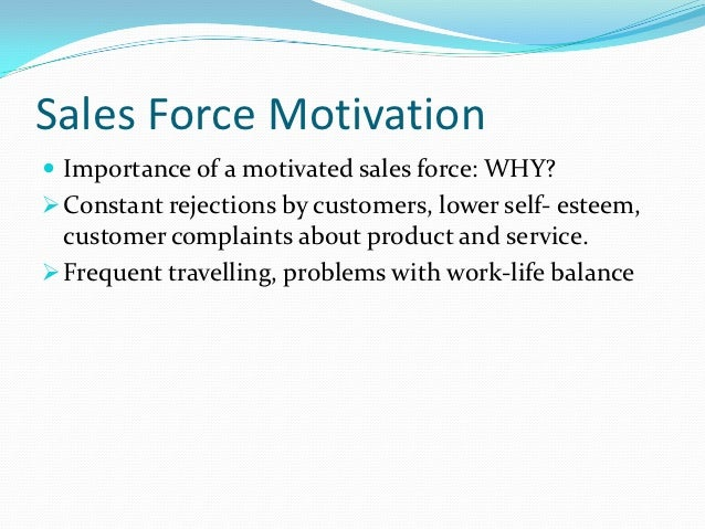 motivating japanese salespeople straight salary or commission Case study 4-7: national office machines-motivating japanese salespeople: straight salary or commission anthony disanto prof elam multination marketing.
