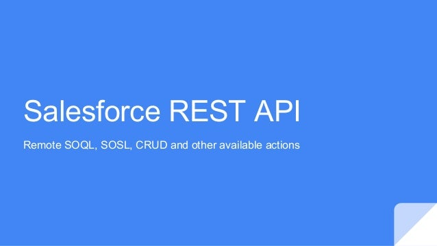 salesforce rest api example
