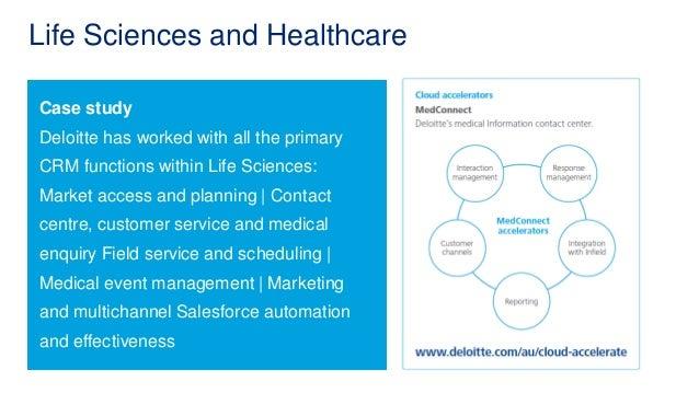 Salesforce Field Service Management : Deloitte cloud accelerators salesforce tour melbourne