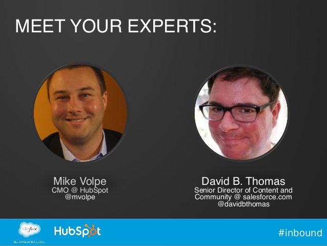 Secrets of Successful Inbound Marketing  Slide 2