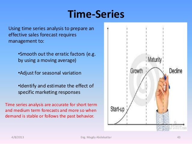 limitation of time series analysis
